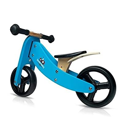 Kinderfeets-Retro-Tot 2-in-1-Wooden-Balance-Bike-and-Tricycle-with-Adjustable-Cushion-Seat