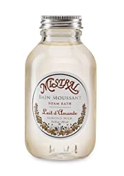 Mistral Foam Bath, Almond Milk, 8.4 Fluid Ounce
