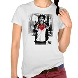 Teen Wolf: Love. Be Afraid Bleeding Heart Tee - Girls