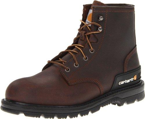 Carhartt Men'S Cmu6142 Work Boot,Dark Brown Oil Tanned,11 M Us
