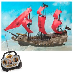 Buy Pirate Ship (Ready-To-Run Pkg)