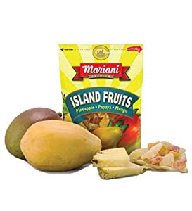 Mariani Tropical Island Fruits (170Gm)