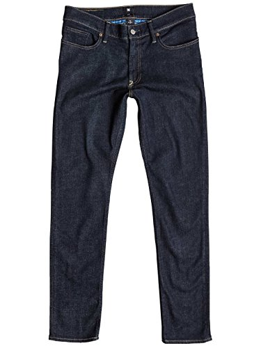 DC Shoes -  Jeans  - Uomo Blu anti odor wash 31/XX