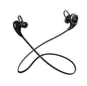 【On Sale】FIRIK Bluetooth Headphones Sports Wireless Stereo Headset-In-Ear Headphones QY8 Bluetooth V4.1 from FIRIK