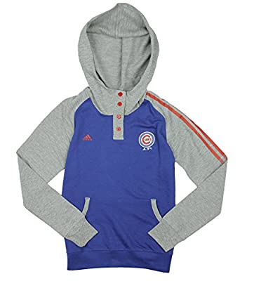 MLB Chicago Cubs Girls Youth Double Hitter Hoodie