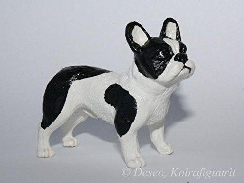 Bullyland French Napoleon Bulldog Figure - 1