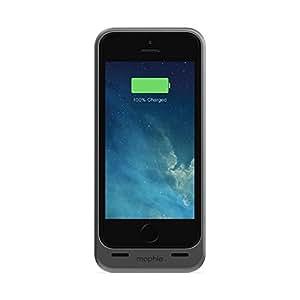 mophie juice pack Helium for iPhone 5/5s/5se (1,500mAh) - Dark Metallic