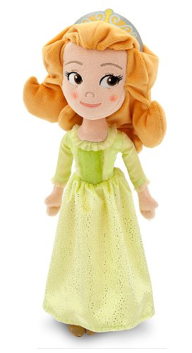 Disney Store Sofia The First Princess Amber 13 Inch Plush Doll