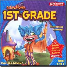 Schooltown 1st Grade