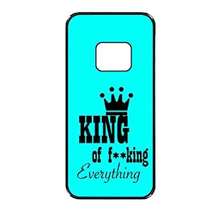 Vibhar printed case back cover for HTC One M8 EverKing