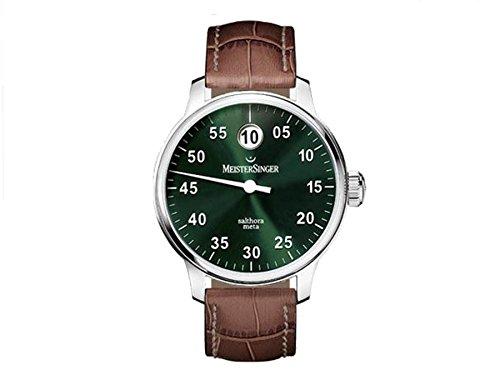 MeisterSinger reloj hombre automática Salthora Meta SAM909