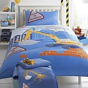 Digger Bedding Set By Debenhams Kitchen Home