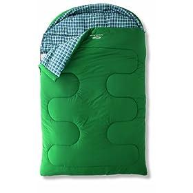 image of double sleeping bag