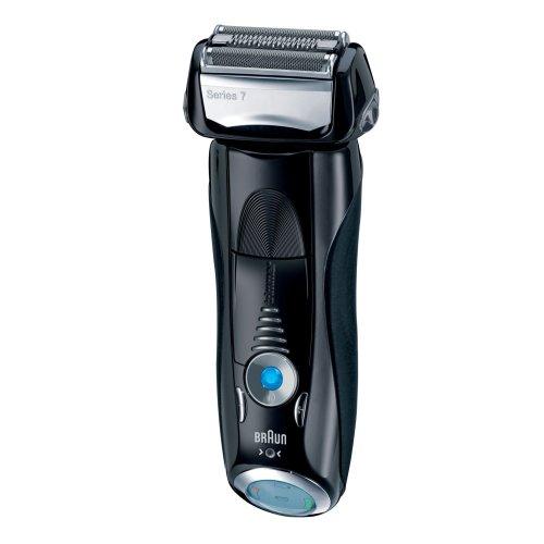 Imagen de Braun Series 7 Series 7-720S Pulsonic máquina de afeitar, Negro