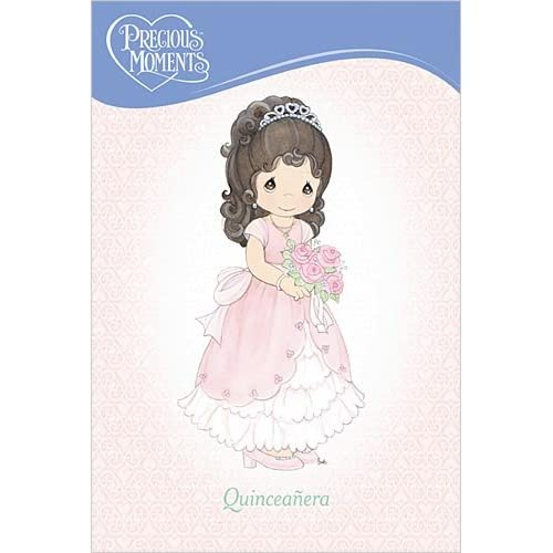 NBD Biblia Precious Moments - Quinceañera (Spanish Edition): Thomas