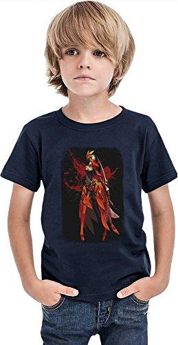 Blade & Soul Red Assassin Ragazzi T-shirt 12+ yrs