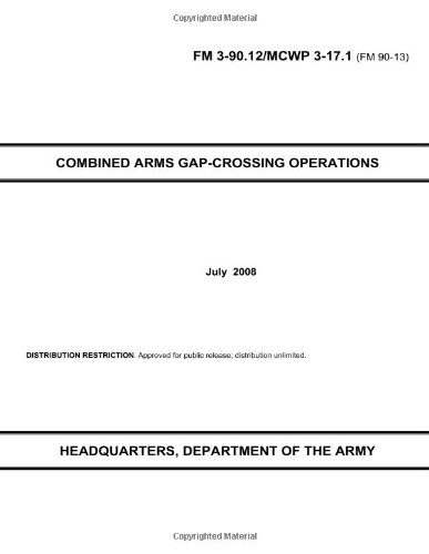 Combined Arms Gap-Crossing Operations