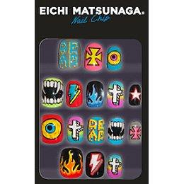 ウイングビート EICHI MATSUNAGA ネイルチップ Nー001