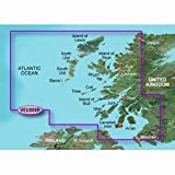 Garmin BlueChart g2 Vision: Scotland, West Coast - EU006R