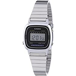 Casio Collection LA670WEA-1EF - Orologio da polso Donna