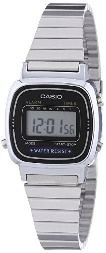 Casio Collection Unisex Watch LA-670WEA-1EF