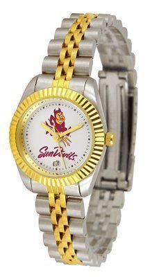 Arizona State Sun Devils Suntime Ladies Executive Watch - NCAA College Athletics