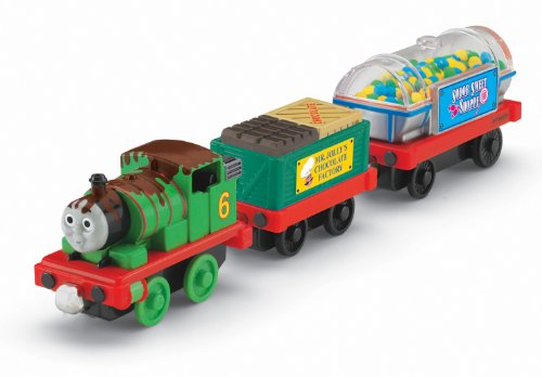 Thomas the Train: Take-n-Play Percy's Sweet Special
