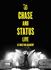 Chase & Status Live at Brixton Academy [DVD] [CD]