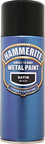 hammerite-spray-paint-satin-black-400ml-x-6-