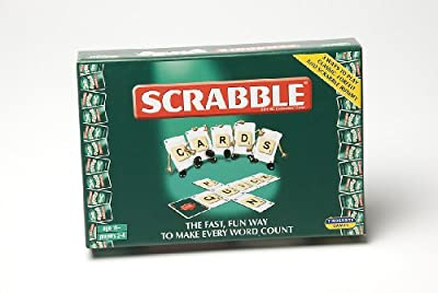 Scrabble Card Game by Paul Lamond Games