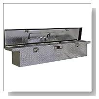 Ironton Slim Lo-Pro Aluminum Crossbed Truck Box - 70in. Box