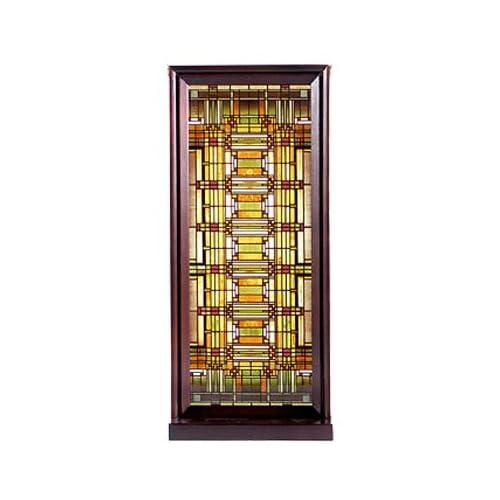 Frank Lloyd Wright Oak Park Skylight Stained