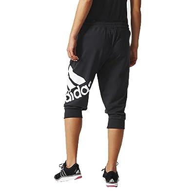 Adidas Performance Women's Sport Essentials Logo Training Pants-Black