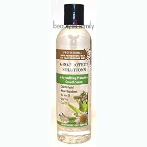 Morning Glory Gro Protect Serum Clear 8 Oz