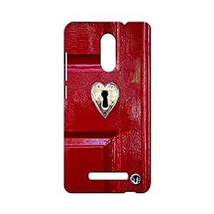 BLUEDIO Designer 3D Printed Back case cover for Xiaomi Redmi Note 3 / Redmi Note3 - G1658