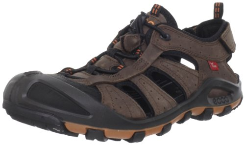 Ecco Quito Mens' Performance Sandals 821014 Espresso 11 / 45