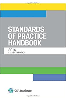 Standards Of Practice Handbook, Eleventh Edition 2014