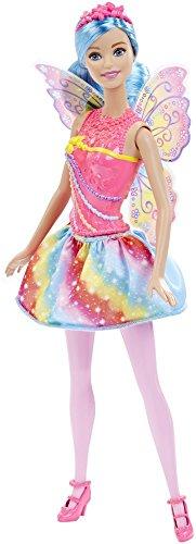 Barbie Fairy Doll, Rainbow Fashion (Rocky Blue Doll compare prices)