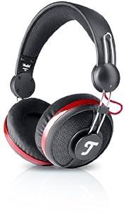 Teufel Kopfhörer Aureol Real schwarz-rot