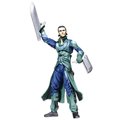 Sorcerer Fury Loki Figur MARVEL Thor 33014 Hasbro voll beweglich günstig