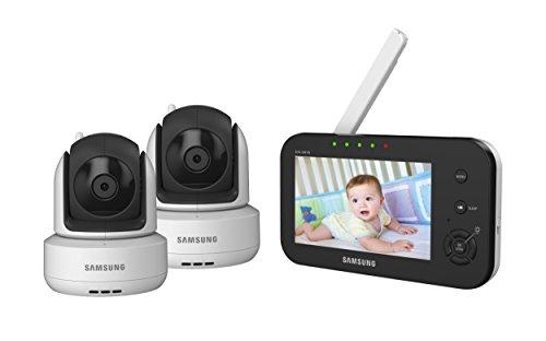 Samsung SEW-4042W 2-Camera Baby Monitor