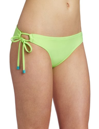 Oakley Women's Optic Fiber Solid String Bikini