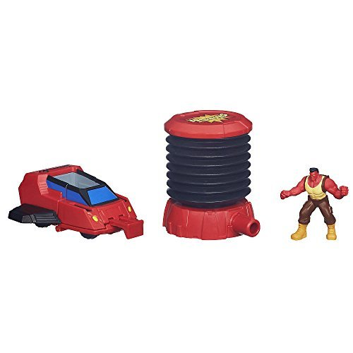 Marvel, Hulk and the Agents of S.M.A.S.H., Exclusive Crashin' Crew Red Hulk Vehicle with Red Hulk Figure