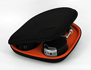 Wacks - Parrot Zik Case Black / Orange