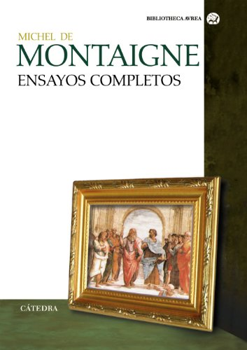 montaigne complete essays online Read read the complete essays of montaigne (michel de montaigne ) ebook free ebook free donwload here https://recommendedforyouxyz/books/g4/22200q=library.