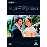 Pride And Prejudice : Complete BBC Series - 10th Anniversary Edition [1995] [DVD] [1999]by Jennifer Ehle