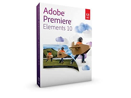 Adobe Premiere Elements 10 [OLD VERSION] (Premier Video Editing Software compare prices)