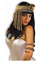 Forum Novelties Women's Egyptian Costume Accessory Asp Snake Beaded Headpiece