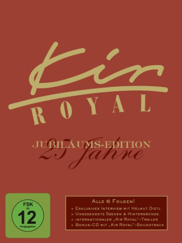 Kir Royal - 25 Jahre-Edition (Jubiläums-Edition, 3 Discs + CD)