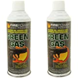 Green Gas (x2) Dual Pack 1000 mL